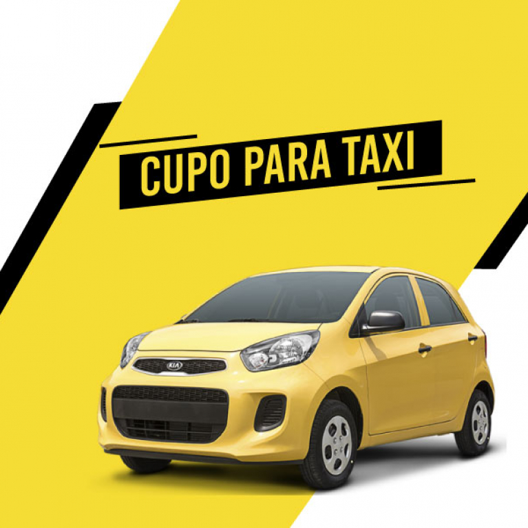 ¿En busca de un cupo para taxi?