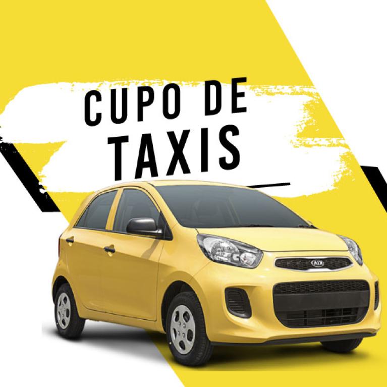 ¿Qué es un cupo de taxi?